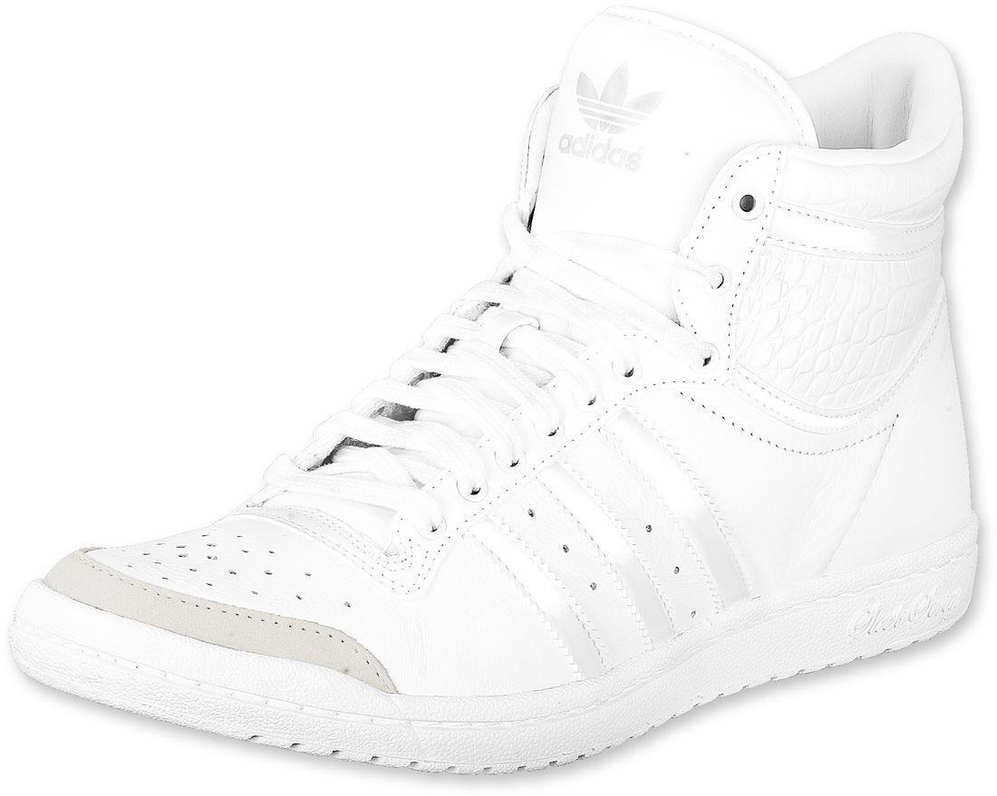 Adidas Top Ten Hi Sleek W shoes hintwhite. Adidas. Adidas