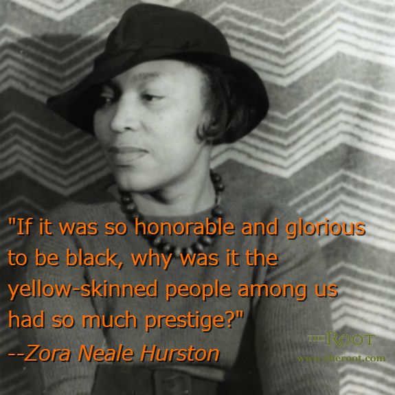 Best Black History Quotes Zora Neale Hurston On Colorism Famous