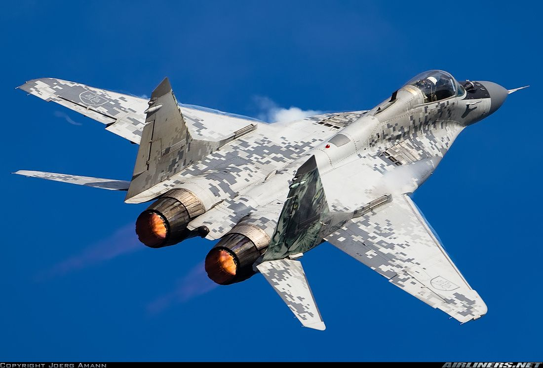 Stunning Aircraft – MiG-29AS Slovak Air Force