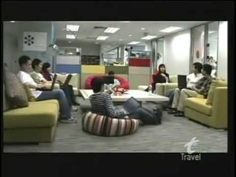 Google Office Around The World