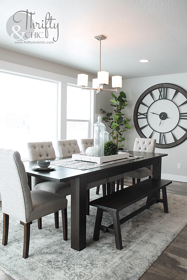 23 Awesome Dining Room Ideas To Make Each And Every Meal Enjoyable Demian Dashton Blog Dining Room Wall Decor Dining Room Small Grey Dining Room