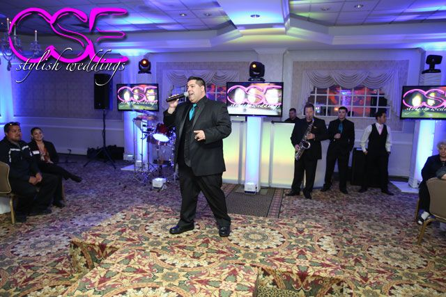 City Sounds Entertainment Bridal Show at Bridgewater Manor, NJ! www.citysoundsentertainment.com