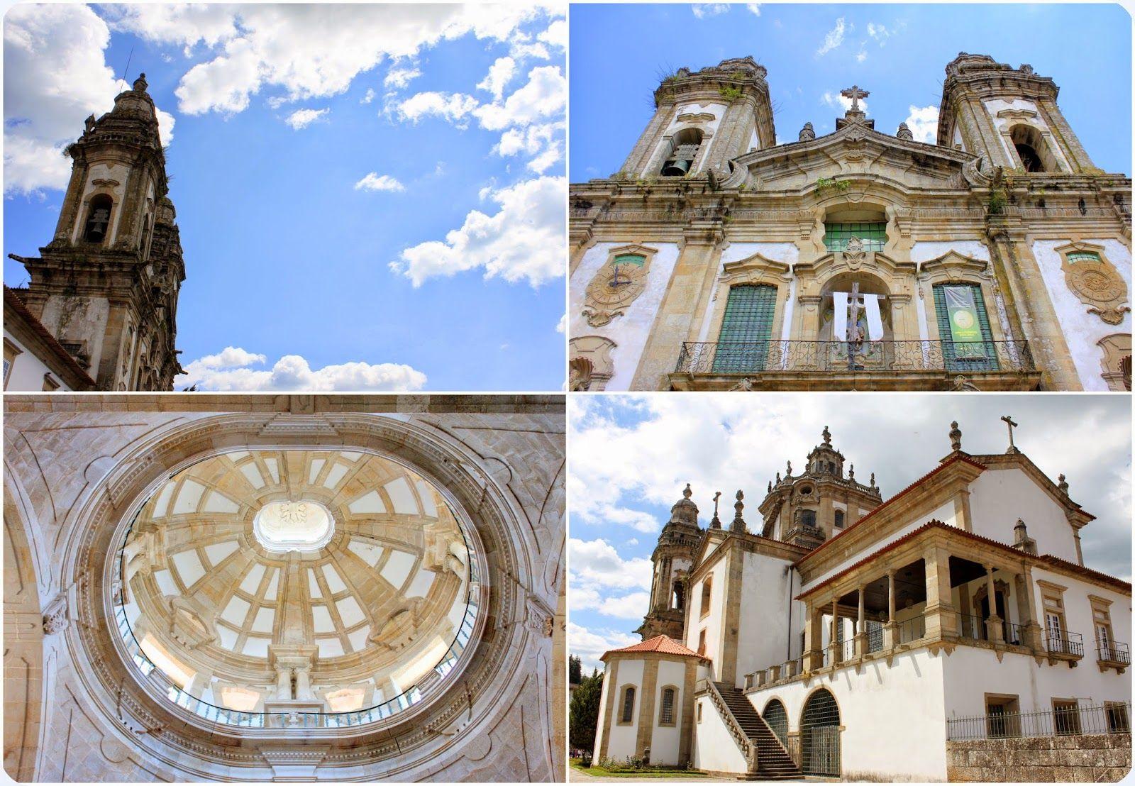 Mosteiro S. Miguel de Refojos, North Portugal http://thebohemianmemoir.blogspot.com #BohemianMemoir
