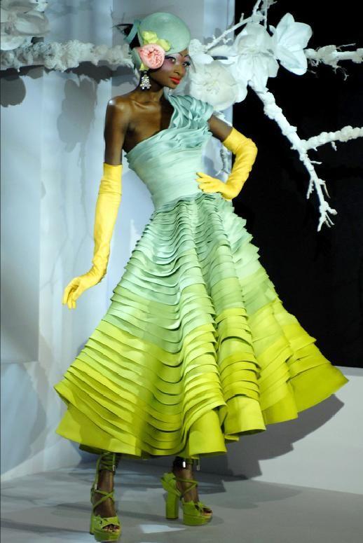 Christian Dior Spring/Summer 2007