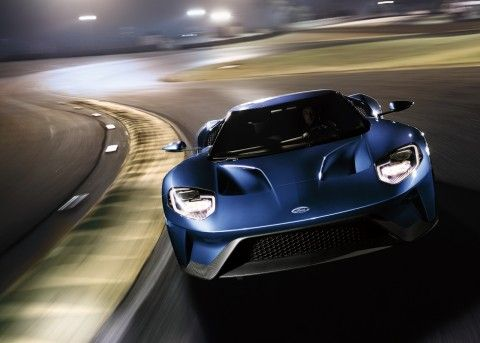 2017 Ford GT Delivers Highest Top Speed, Fastest Lap Times