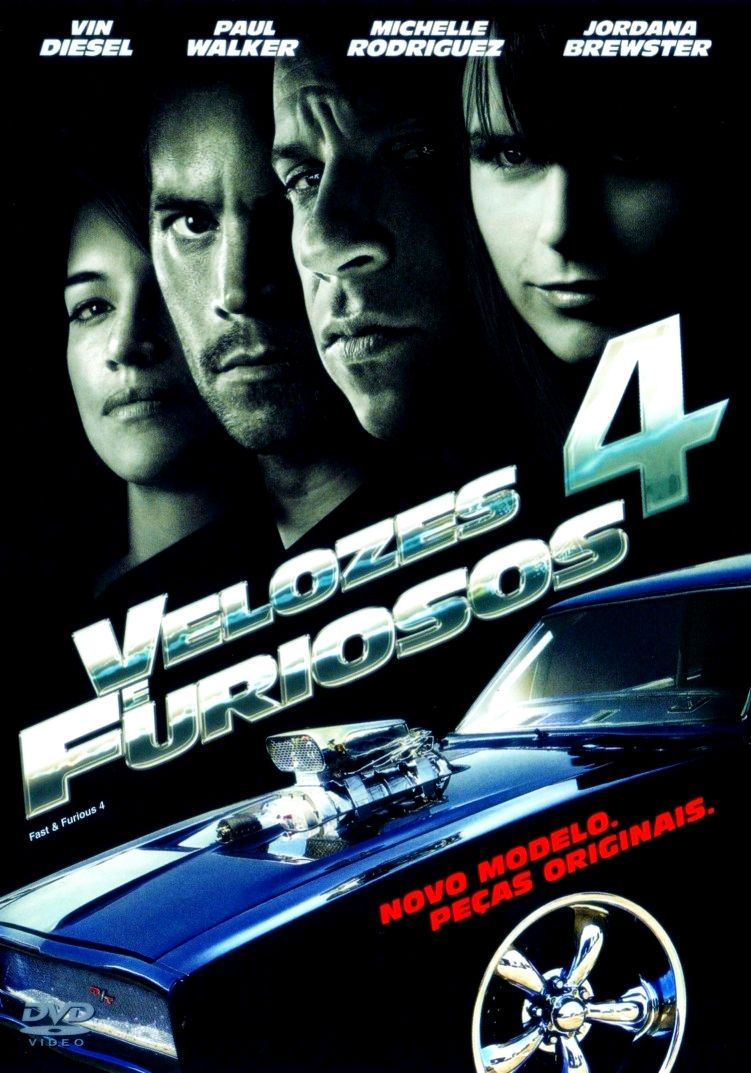 FAST FURIOUS 4 (2009)
