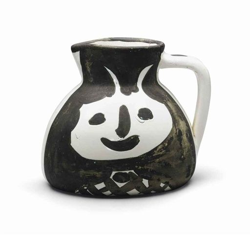 Pablo Picasso Heads Pitcher For The Home Pinterest Picasso