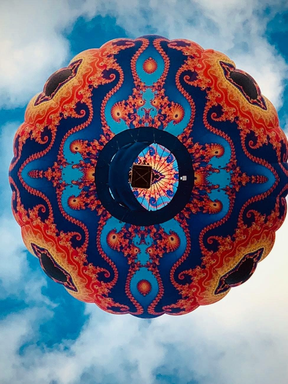 Albuquerque balloon festival image by Marlon Long on