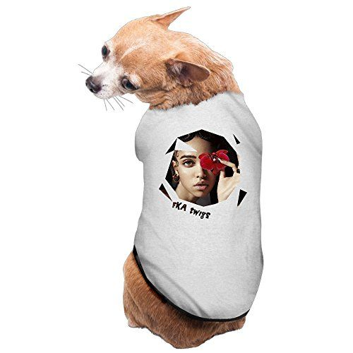 Masha Fka Twigs Tank Top Dogs Clothes Polo Dogs Size S Color Gray ** Click image to review more details.