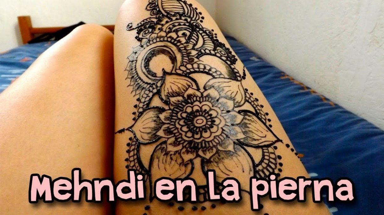 Five Clarifications On Henna Leg Tattoo Designs Five Clarifications On Henna Leg Tattoo Designs