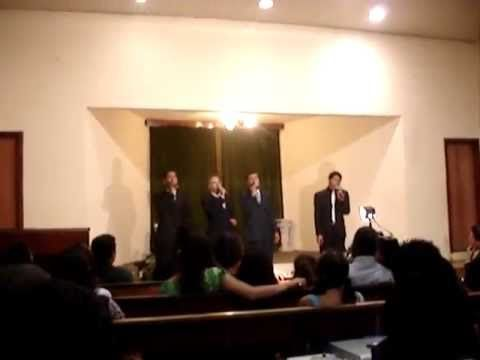 Lançamento do cd do Quarteto Seven