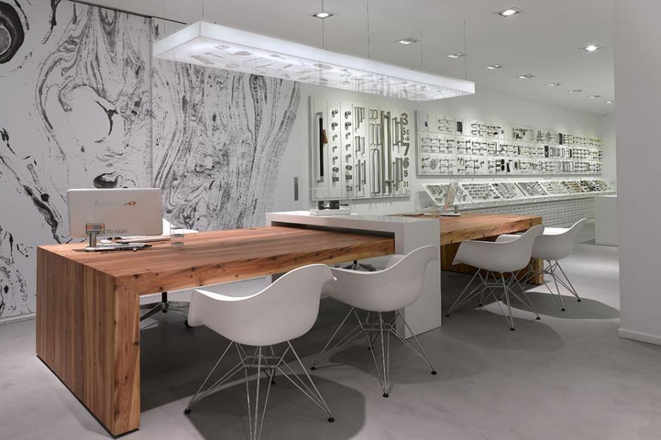 Hern ndez arquitectos el picaporte mesas inspiraci n - Mesas de arquitecto ...