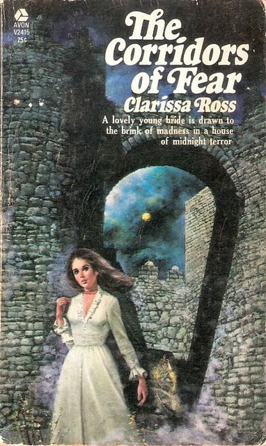 Clarissa Ross: The Corridors of Fear