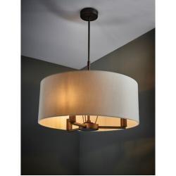 Photo of Chandelier 3 lights Fulkerson Brayden StudioBrayden Studi …