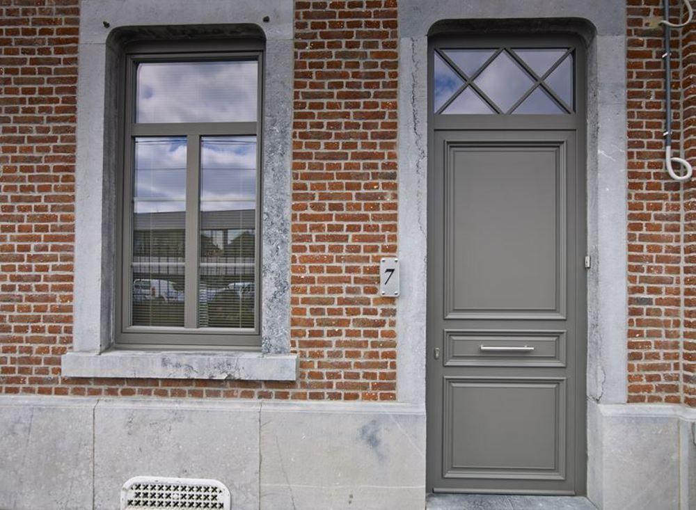 Rénovation PVC Portes Saint-Servais Belisol Idées pour la maison