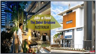 Jobs At Hotel All Rounder The Sebel Brisbane Hotel Job Brisbane