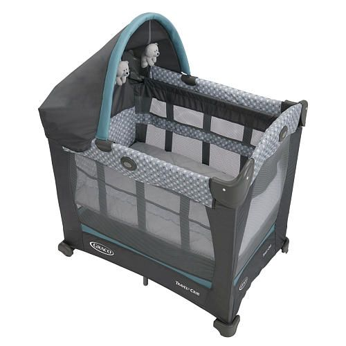 Graco Travel Lite Crib With Stages Spin Graco Babies