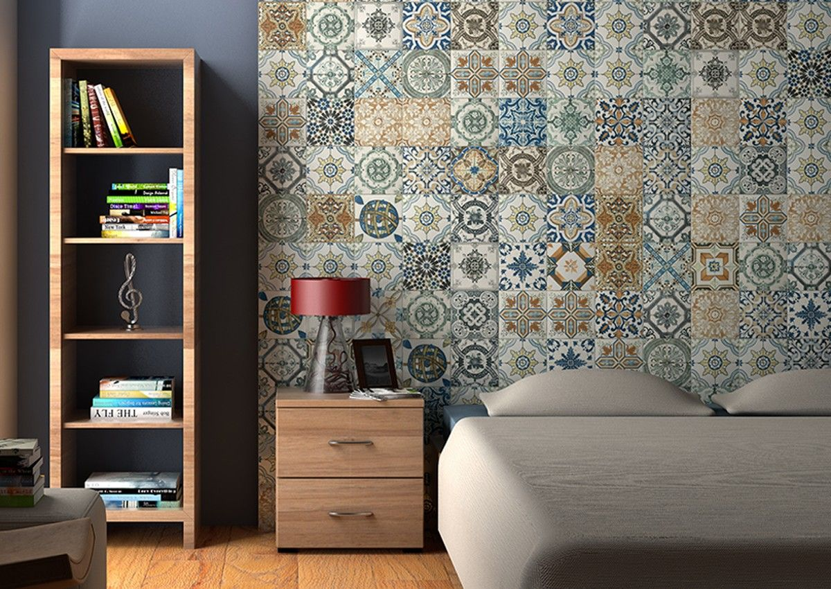 Image Result For Coloured Tiles Patchwork Tiles Tiles