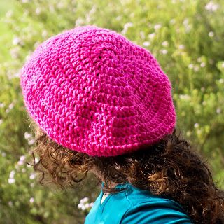 Basic Slouchy Beanie Pattern