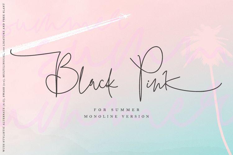 Black Pink Summer Ad Blackpink Summer Beautiful Font Beauty Fonts Branding Font Bridal Elegant Femini Summer Font Halloween Fonts Happy Halloween Font