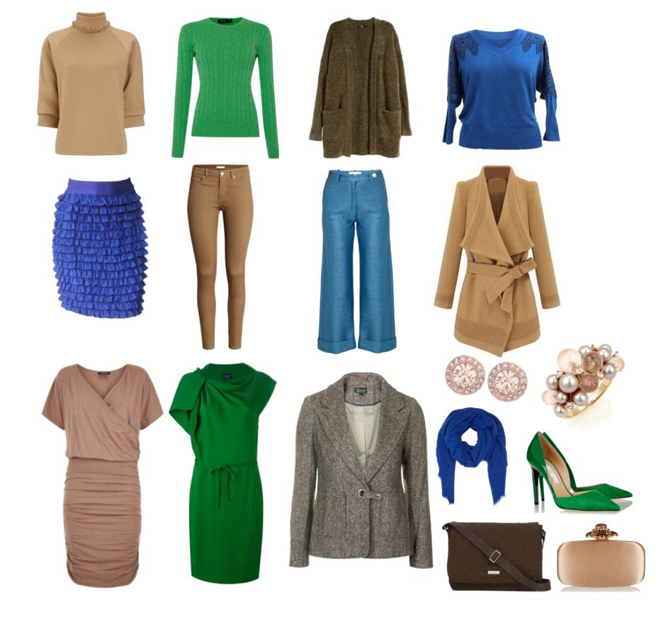 запускаете цветотип весна фото примеры одежды те, другие