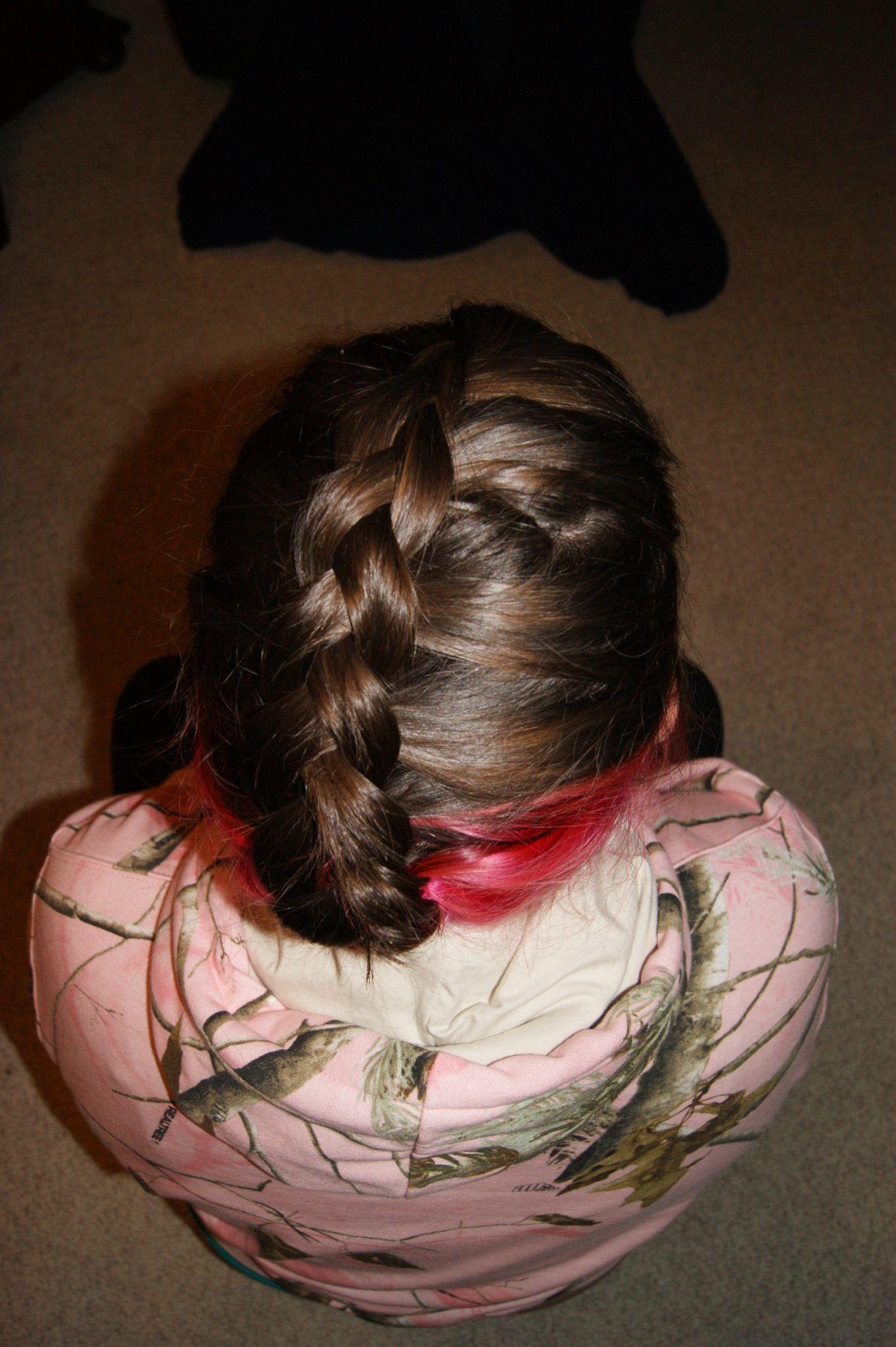 French braid mohawk braids pinterest french braid mohawk