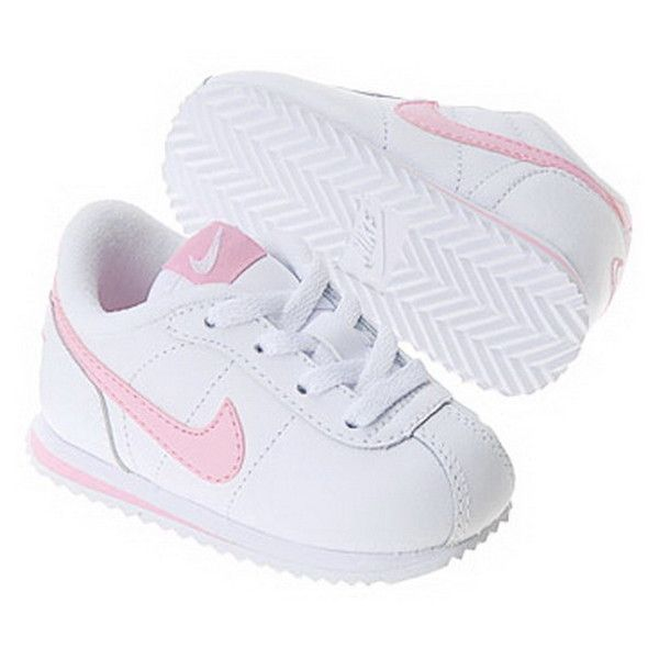 Nike Running Shoes for Baby Girls ❤ liked on Polyvore ...