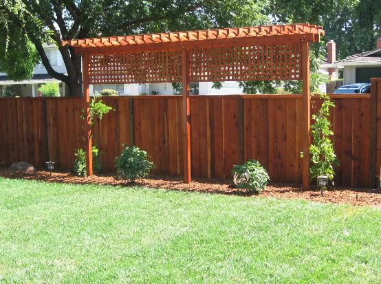 Fence Trellis Privacy Screen When You Live Close To Your Neighbors Privacy Fence Landscaping Privacy Landscaping Backyard Privacy