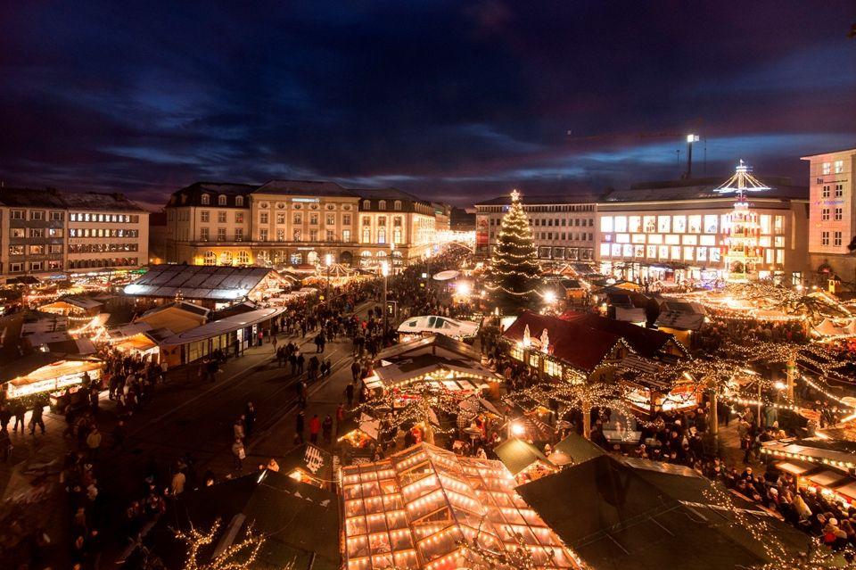 Kassel Märchenweihnachtsmarkt
