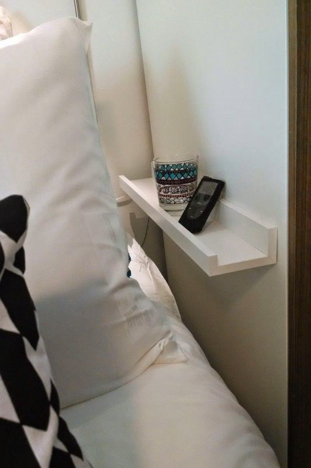 15 Inventive Organization Tips To Cleverly Make Use Of Small Bedroom Space - Top Inspirations