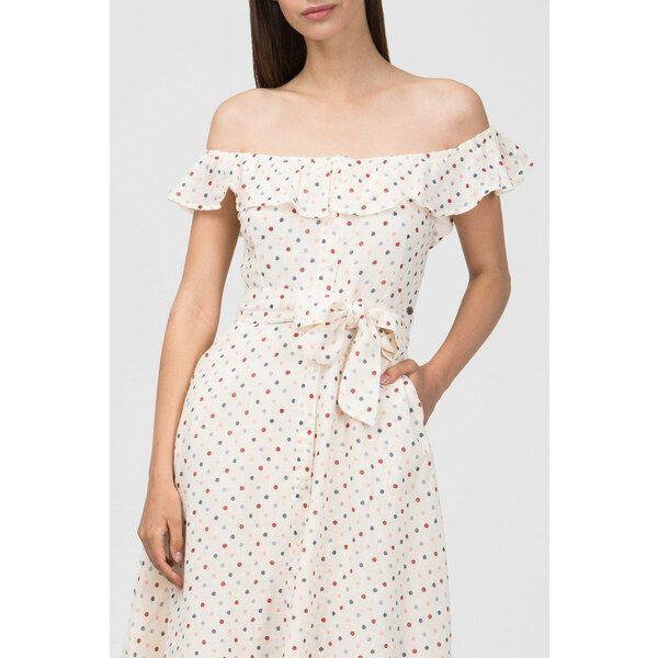Vestido de mujer Pepe Jeans Rina con lunares  – Moda