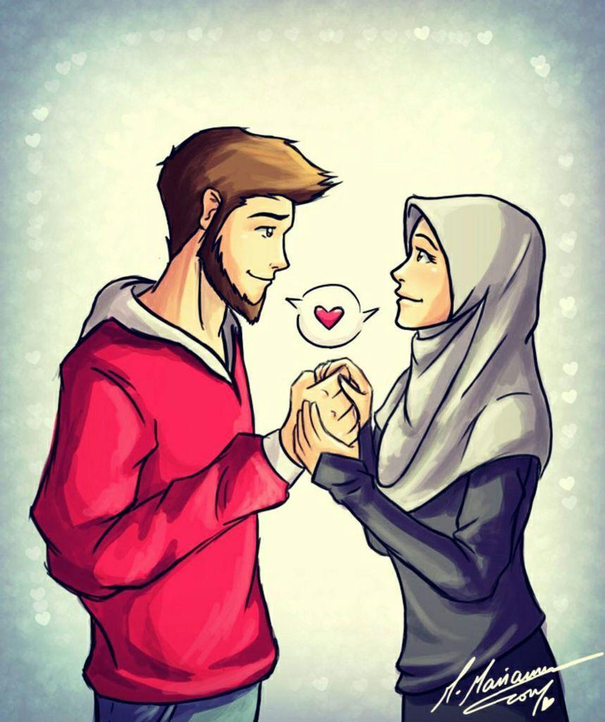 Related Image Cute Muslim Couples Love In Islam Muslim Couples