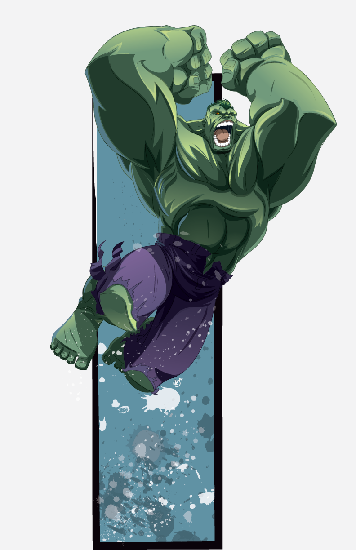 #Hulk #Fan #Art. (Hulk) By: Universe-K. (THE * 5 * STÅR * ÅWARD * OF: * AW YEAH, IT'S MAJOR ÅWESOMENESS!!!™)[THANK Ü 4 PINNING!!!<·><]<©>ÅÅÅ+(OB4E)