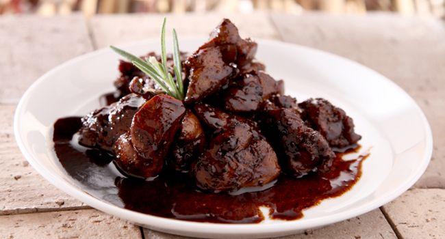 كبدة الدجاج بدبس الرمان Middle Eastern Recipes Egyptian Food Side Dish Recipes