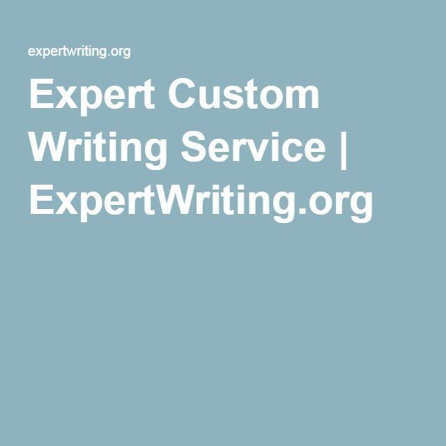Custom essay experts