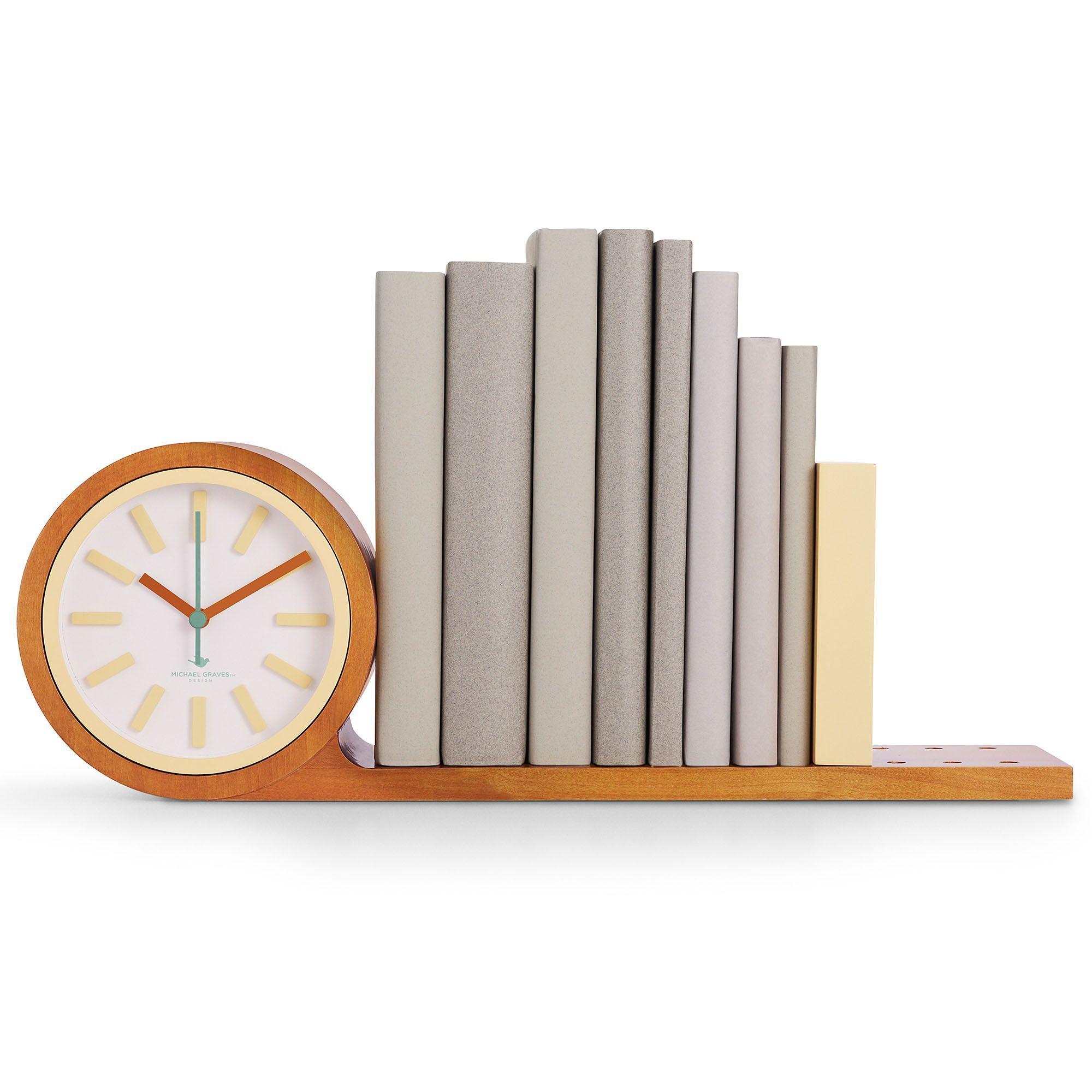 Michael Graves Bookshelf Clock / Jcpenney