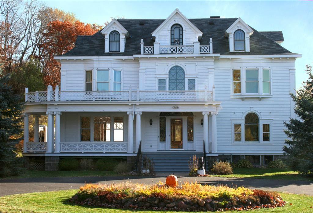 Colonial Revival Homes 1906 Colonial Revival Chippewa Falls Wi