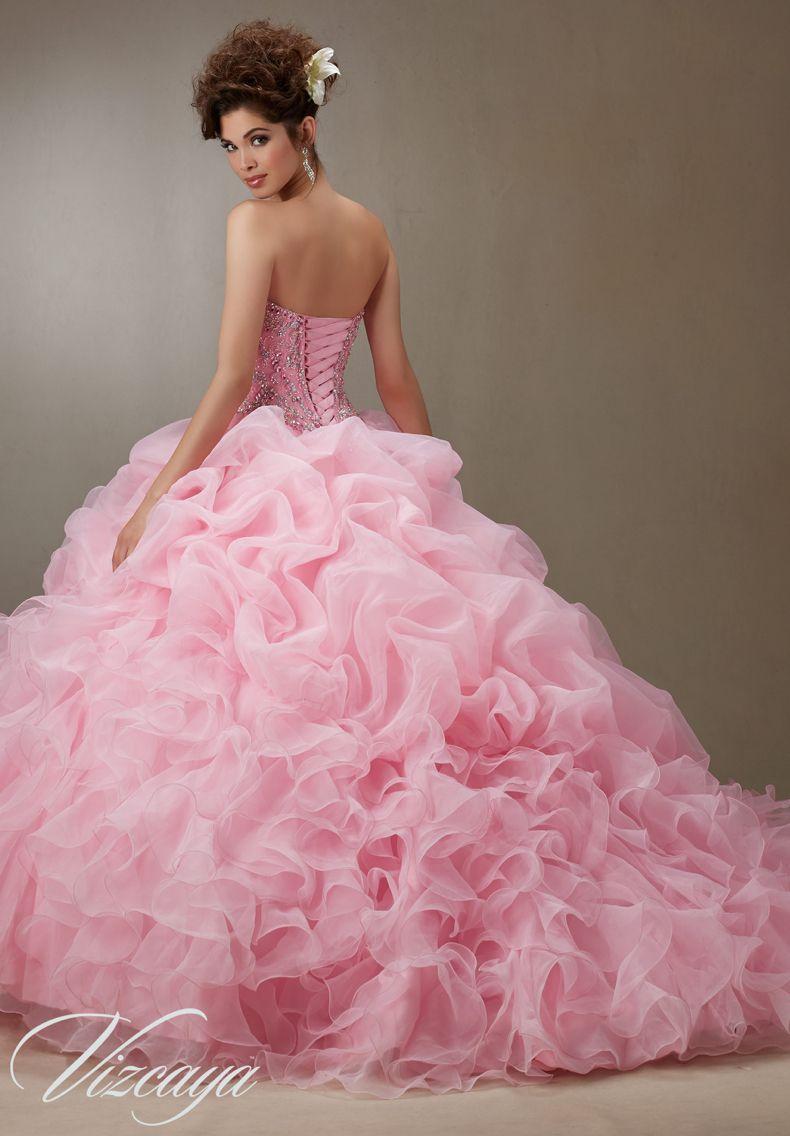 b9dcd20d3e6 Vizcaya Quinceanera Dresses Coral