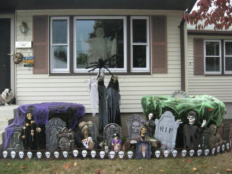 Halloween decorations halloween decor Pinterest Halloween