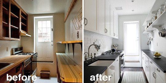 before after 15 creative kitchen renovations