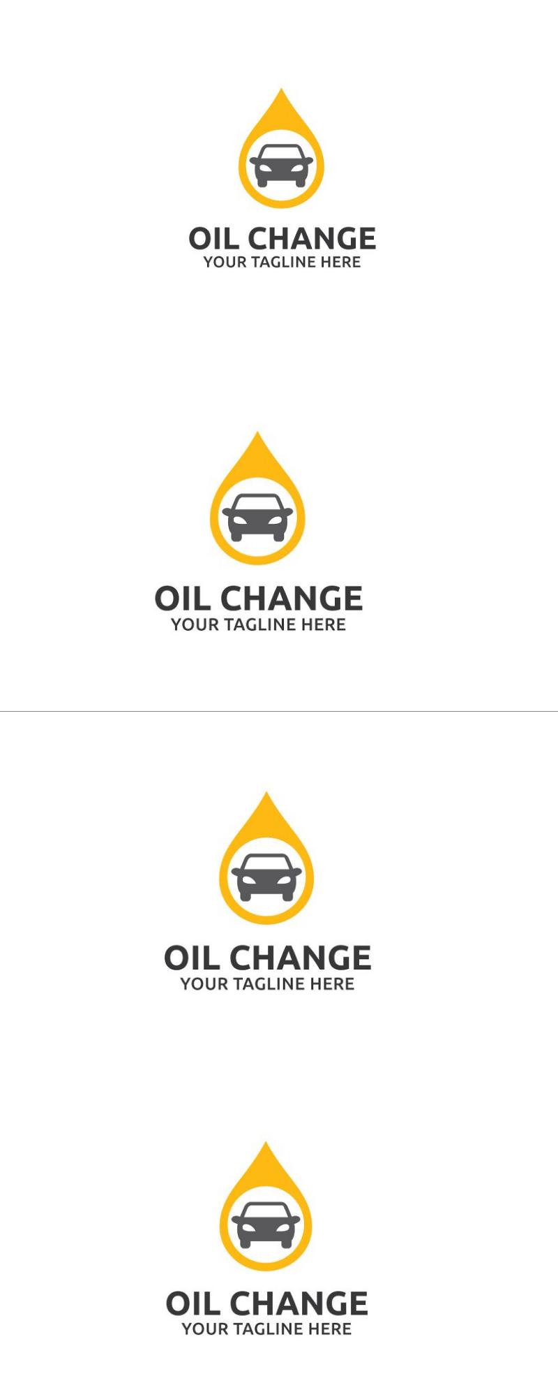 Oil Change Logo Template Change Logo Logo Templates Oil Change