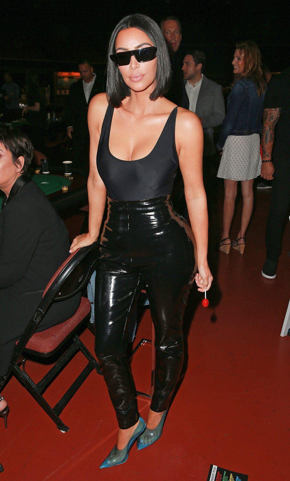 Latex much little time kim kardashian melbourne rare photo