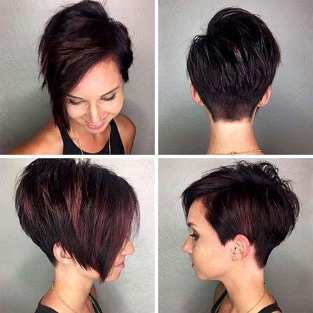 28 trendige kurze Haarschnitte für Frauen #shortpixie
