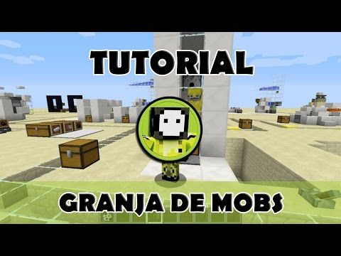 Tutorial Minecraft Granja De Experiencia Usando Esqueletos O Zombies Youtube Minecraft Proyectos De Minecraft Granja Automatica Minecraft