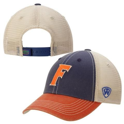 wholesale dealer 42ad3 ebdc1 ... authentic ncaa florida gators top of the world offroad trucker  adjustable hat c6415 f07d0