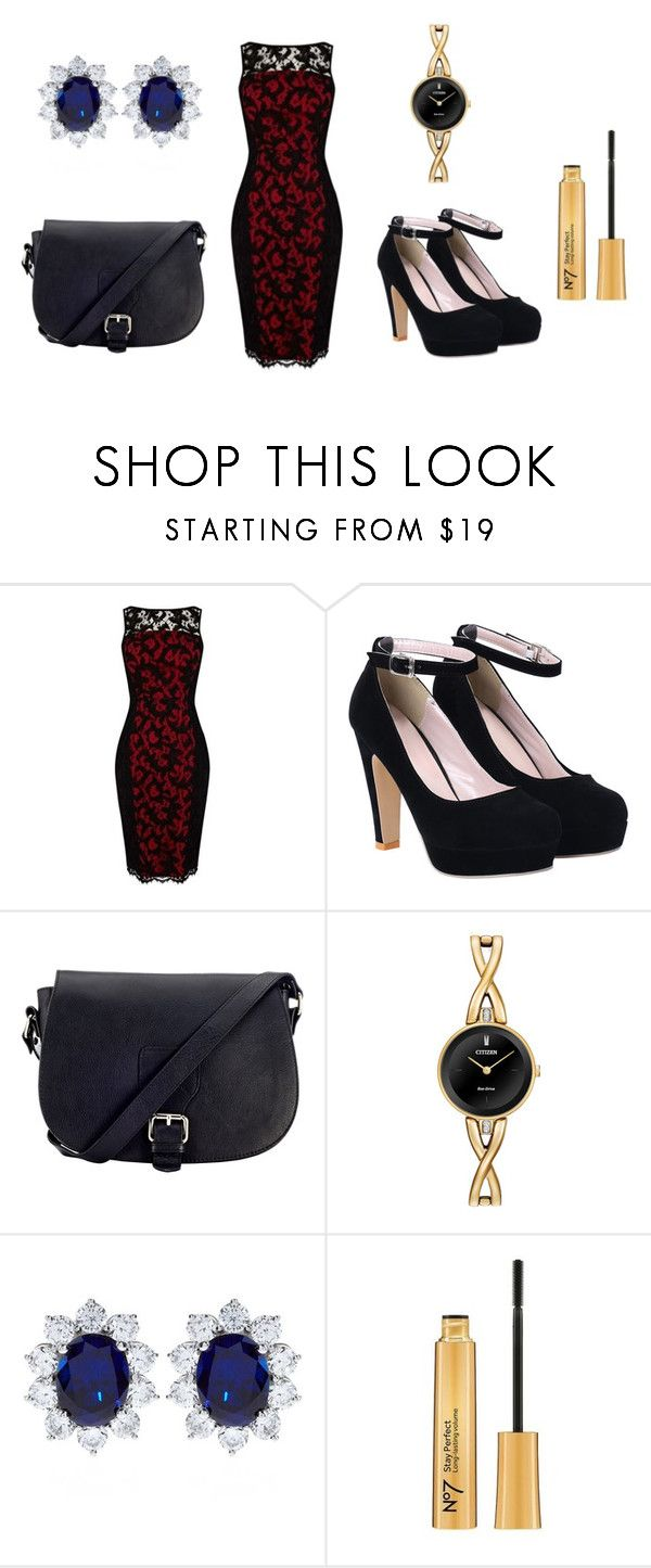 """""""Untitled #7540"""" by allitiner16 ❤ liked on Polyvore featuring Karen Millen, John Lewis, Citizen, CARAT*, women's clothing, women, female, woman, misses and juniors"""
