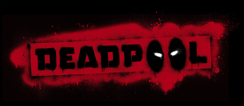Deadpool name logo — img 2