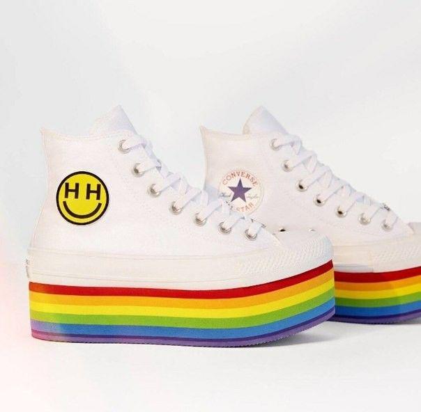 Miley Cyrus × Happy Hippie Foundation × Converse  fc0a4396c