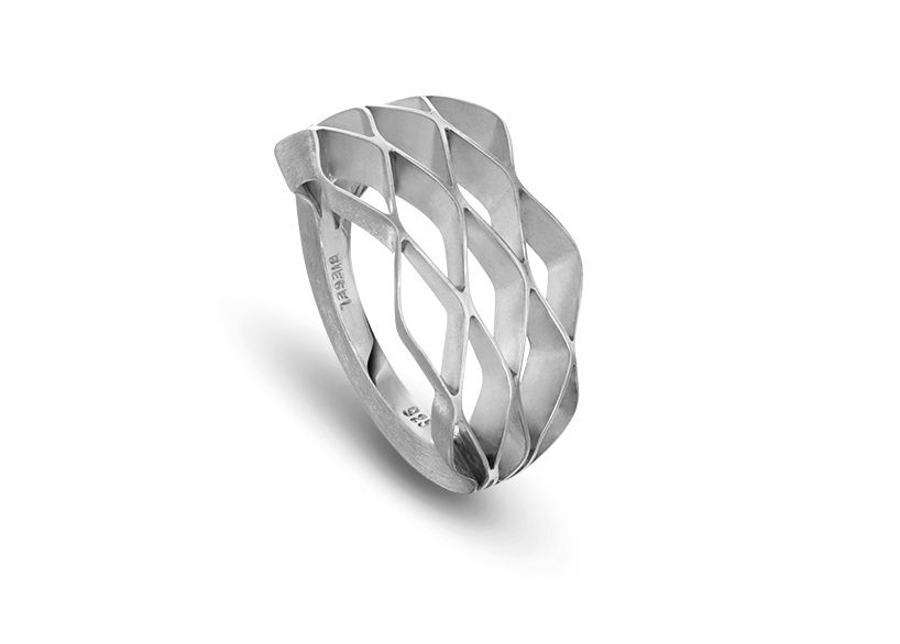 bert x biegel: cell jewelry collection