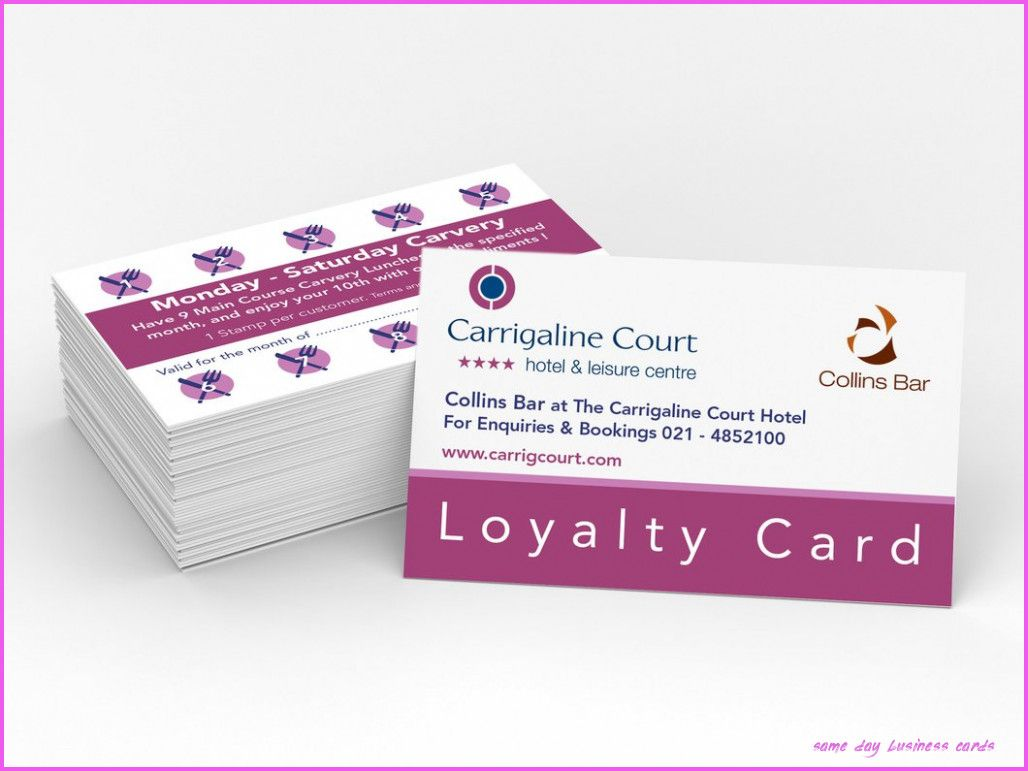 Top 9 Trends In Same Day Business Cards To Watch Same Day Business Cards Https Business Printing Business Cards Business Card Gallery Digital Business Card
